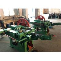 Quality Automatic Steel Nail Making Machine With High Efficiency for Producing Various Common Nails for sale