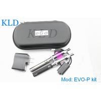 Quality Protank Clearomizer e cig starter kits with rechargeable elctronic cigarette evod battery for sale
