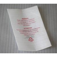 Quality foam bags packaging for sale
