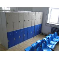 Quality 2000 * 933 * 470mm Changing Room Lockers 3 Comparts 3 Column For Employee for sale