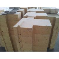 Quality High Temp Refractory Fire Brick , Silica Bricks For Glass Blast Furnace , Coke Oven for sale