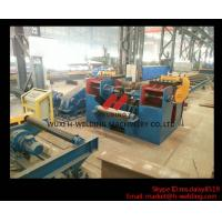 Quality Heavy Duty H Beam Straightening Machine With Hydraulic Pump for Large Flange for sale