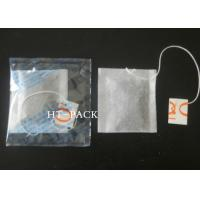 1-10g Tea Sachet Packaging Machine 40-60 bag/min And With Tag