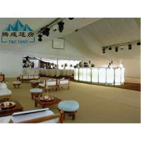 Buy cheap Customized Color PVC Walls Expansion Bolts Tent Waterproof For Wedding , Party , Ceremony from wholesalers