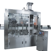 Quality Solenoid Control Semi Automatic 1L  Drinking Water Filling Machine for sale