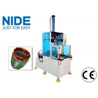 Quality Induction Motor Stator Winding Coil Forming Machine with hydraulic system , Middle size for sale