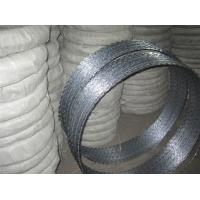 Quality RAZOR BARBED WIRE TYPE CONCERTINA WIRE, CONCERTINA WIRE FOR CROSSED TYPE OR SINGLE TYPE for sale