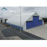 Quality Water Proof Large Aircraft Hangars Different Size With Heavy Duty Materials for sale