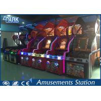 Quality CE Certificated Arcade Basketball Game Machine Two Photoelectric Sensors for sale