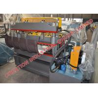 Quality Hydraulic Powered Bull Nose Roofing Curving Machine Metal Sheet Bending Machine for sale