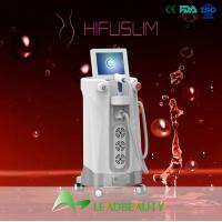Quality Slimming hifu High Intensity Focused Ultrasound Machine for beauty salon for sale