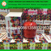 Buy cheap 13.4L helium tanks from wholesalers