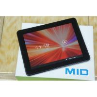 Quality MTK8377 Cortex A9 Dual Core CPU 9.7 Android Tablet PC with 1G RAM and 16G Nand Flash for sale