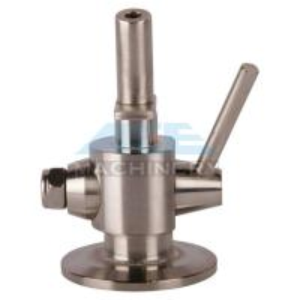 Quality Stainless Steel Sampling Valve for Beer Fermenter Factory Price Stainless Steel Sanitary Sample Valve for sale