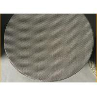 Quality Stainless Steel Sintered Filter Disc for sale