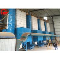 Quality Low Temperature Small Grain Dryer Cycle Type 0.8 - 1.2 % Drying Rate Colored for sale