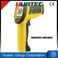 Quality Handheld Infrared Thermometer HIR 1850200 ~ 1850℃ MAX MIN AVG DIF Reading for sale