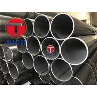 Quality GB/T 3091 Q195 Q215A/B Q235A/B Welded Steel Tube for Low Pressure Liquid Delivery for sale
