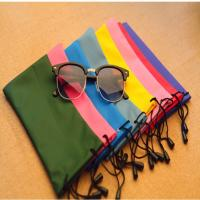 Quality Professional Custom Microfiber Sunglass Bag Fancy Girls Neoprene Glasses Pouch for sale