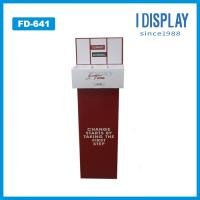 Quality OEM Order Retail Store paper display stand For Battery With Customized Logo for sale