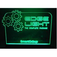 Quality Exquisite Design Led Acrylic Signs With Fashion Shape for sale