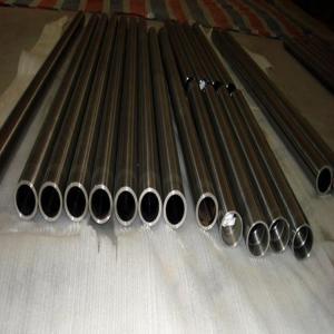 China Ttitanium alloy pipe Best Price Titanium Tube/pipe Ti Price Alloy Steel Pipe on sale