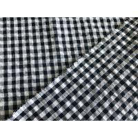 Quality Nice Price 100% COTTON Seersucker  Fabric Yarn Dyed 2017 NEW ARRIVAL Fabrics For dress/shirt/clothes for sale