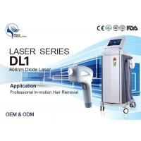 Quality Safety 808nm Diode Laser Hair Removal Machine With 8