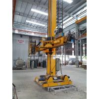 Quality Heavy Duty Column And Boom Welding Manipulators With Fully Mechanised SA Welding System for sale
