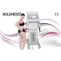 Quality Skin Lifting / Ultrasonic Cavitation Slimming Machine For Accelerate The Blood Circulation for sale