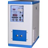 China 10KW Single Phase Ultra High Frequency Induction Heating Machine Equipment on sale