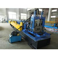 China Fast Changable C Z U Purlin Roll Forming Machine for Roofing Truss Any Size on sale