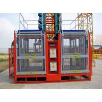 Buy cheap SC200/200 building construction elevator from wholesalers
