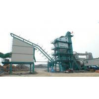 Buy Dynamic Measuring Accuracy≤1.0% Bitumen Mixing Plant With Stable Asphalt - Aggregate Ratio at wholesale prices