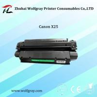 Quality Compatible for CanonX25 toner cartridge for sale