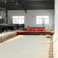 Buy cheap BEFANBY flatbed railway equipment trailer for ferrying other vehicle from wholesalers