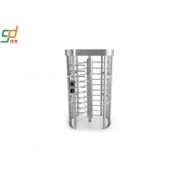 China Access Control Barriers Automatic Turnstile Security Full Height Turnstile Gate on sale