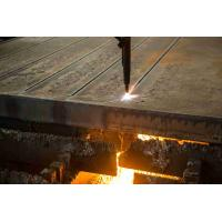 Quality High Precision Laser Cutting Steel Plate For Metal Cutting Machine Parts for sale