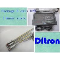Quality Milling Machine Digital Readout and Linear Scale (D60/-3MDC10) for sale