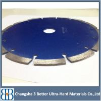 Quality factory directly granite diamond saw blade for portable cutting machine for sale