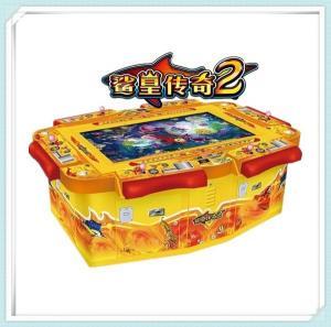 Quality 6P choppy sea hot sale shooting fishing hunter arcade gambling casino game machine for sale