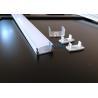 Buy cheap 2018 New Custom Led Bendable Aluminum Profile Case Strip Led Aluminum Extrusion from wholesalers