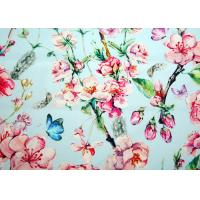 Quality Anti - Cracking Inkjet Cotton Canvas Custom Printing Beautiful Pattern for sale