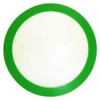 Quality 800*800 diameter round Silpat fiberglass baking mat for sale