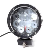 Quality Super Bright IP67 7 Inch 60w LED Work Light 3 Year Warranty Flood Spot Beam for sale