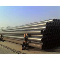 Buy Welding ERW Galvanized Steel Pipe Schedule 80 / Schedule 40 , API 5L API 5CT at wholesale prices