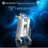 Quality 2015 Latest Vertical surgical fat reduction Safety HIFU slimming Machine for sale