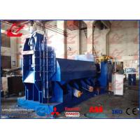 China 4-6Ton Per Hour Hydraulic Metal Baler Logger For Metal Recycling Factory Steel Company Steel Scrap Compactor on sale
