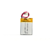Quality 180mAh 3.7 Volt Lithium Polymer Battery Within 1C Rate for sale