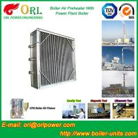 Quality Water Proof Plate Air Preheater In Boiler , Combustion Air Preheater Hot Water for sale